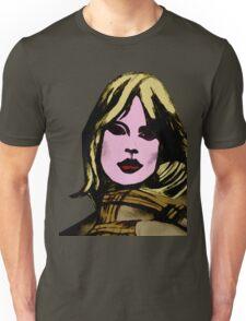 blonde girl Unisex T-Shirt