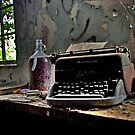 Typewriter by DariaGrippo