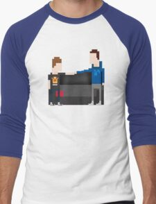 Linus BroFist Men's Baseball ¾ T-Shirt