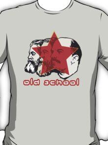 MARX ENGELS LENIN OLD SCHOOL  T-Shirt