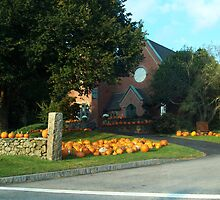 Pumpkins for Sale by Cathy O. Lewis