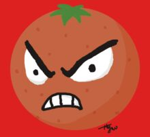 Angry Orange by Hawkstar