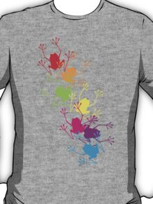 Rainbow Frogs T-Shirt