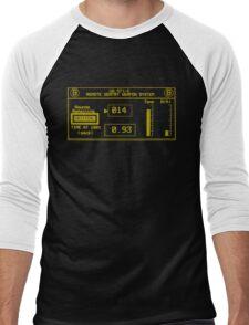 B Gun Men's Baseball ¾ T-Shirt