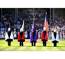 Color Guard #2 Photographic Print