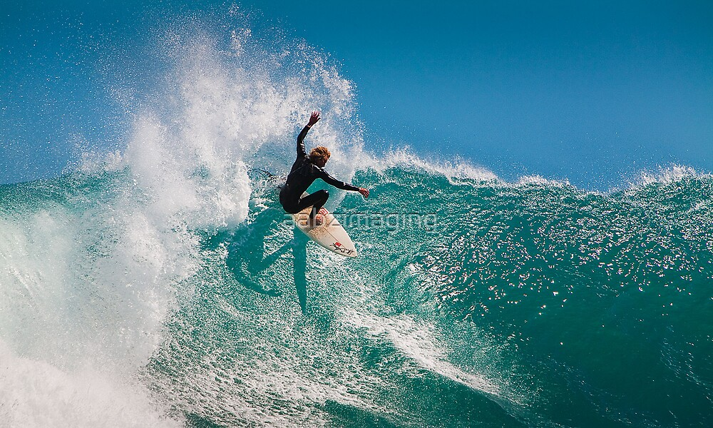 Surf's up IV by aabzimaging