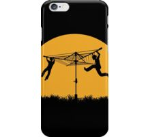 Merry Go Sunset iPhone Case/Skin