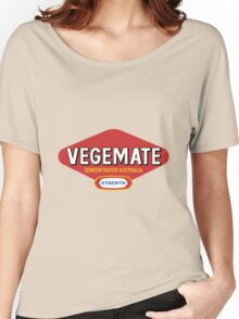 Vegemate T-shirt Women's Relaxed Fit T-Shirt