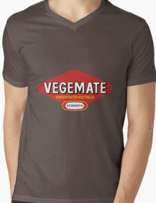 Vegemate T-shirt Mens V-Neck T-Shirt