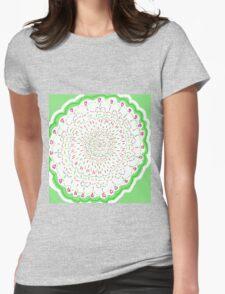 Mandala Green T-Shirt