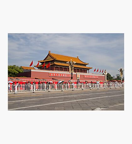 Tiananmen Gate Photographic Print