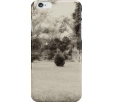 Washington's Headquarters at Valley Forge iPhone Case/Skin