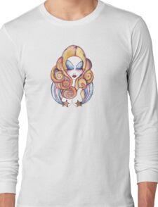 Rainbow Icecream Long Sleeve T-Shirt