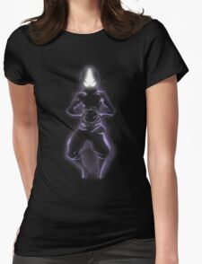 The Inner Self  Womens Fitted T-Shirt