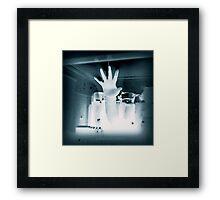 """The Nightmare"" Framed Print"