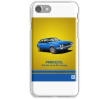 Austin Princess period advert iPhone Case/Skin