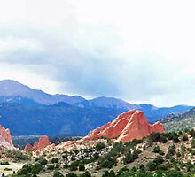 Garden of the Gods by LKELLEY
