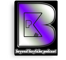 Beyond Kayfabe Podcast - New Beyond Canvas Print