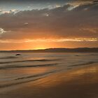 Aireys Inlet Sunset by Heather Davies