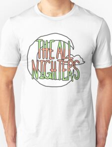 The All Nighters Official Primary Logo T-Shirt