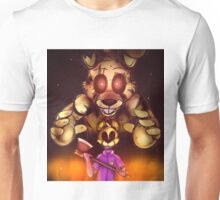 Die In A Fire - Five Nights At Freddy's 3 Unisex T-Shirt