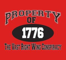 Vast Right Wing Conspiracy by Sara Wood