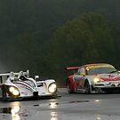 Porsche + Big Brother by JohnGo