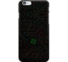 NQ Camo Circuits iPhone Case/Skin