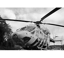 Rescue 1 Photographic Print