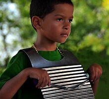 Little Music Man by Nancy Barrett
