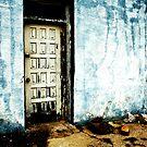 white door. by Caitlyn