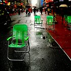 Green Seats by Eranthos Beretta