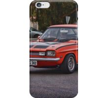 Ford Capri iPhone Case/Skin