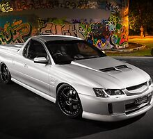 George Aspite's VY SS Holden Commodore by HoskingInd