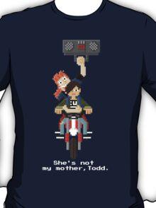 John Connor and Tim - Terminator 2 T-Shirt
