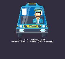 Johnny Cab - Total Recall Pixel Art Unisex T-Shirt