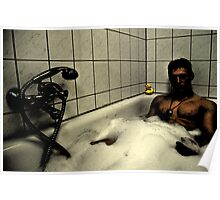 In The Tub - An Identity Lost Poster