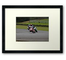 tom parkes Framed Print