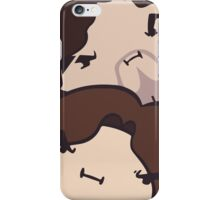 Old Grump & New Grump iPhone Case/Skin