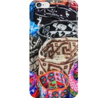 Bright Knit Bags iPhone Case/Skin