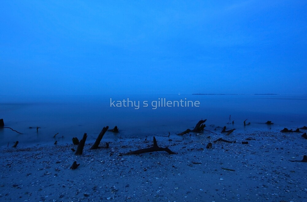 waiting for daybreak by kathy s gillentine