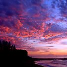 Winter Sunrise at Mona Vale by Alex Marks
