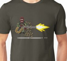 Contact ! - Predator Pixel Art Unisex T-Shirt