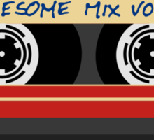 Awesome, Mix Tape Vol.1, Guardians of the galaxy Sticker