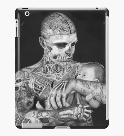 Zomboy iPad Case/Skin
