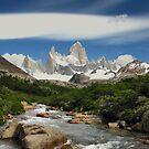Monte Fitz Roy - Fitz Roy National Park - Argentina by Craig Baron