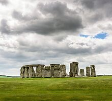 Stonehenge by Carolyn Eaton