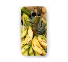 Bananas on a Stalk at the Market Samsung Galaxy Case/Skin