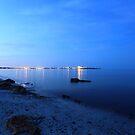 Island lights by kathy s gillentine
