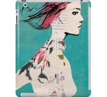 Under the influence iPad Case/Skin